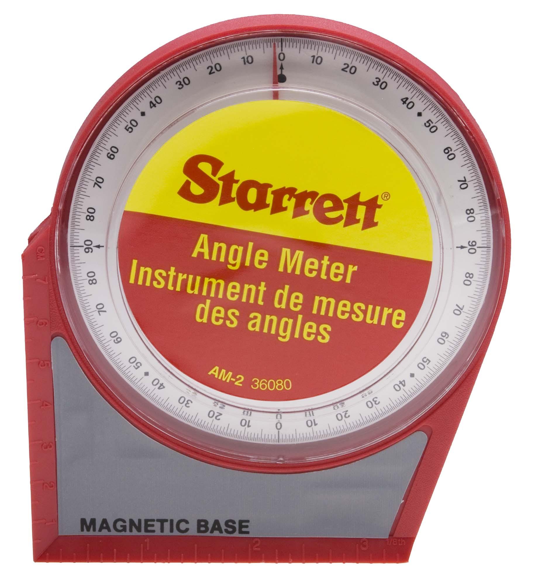 Starrett AM2 Angle Meter