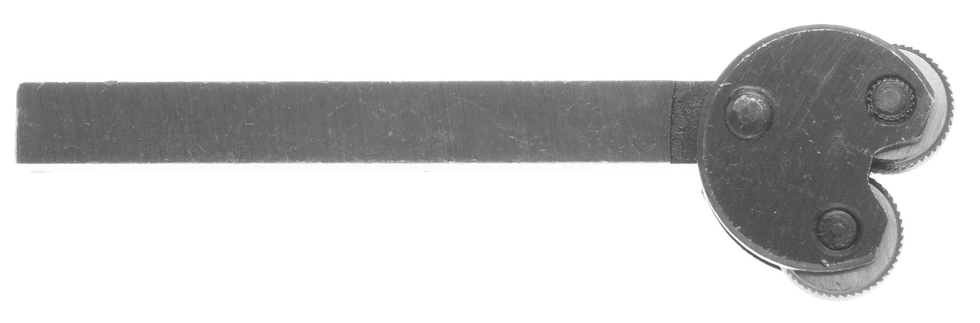 "1/2"" Square Shank Knurl Tool"