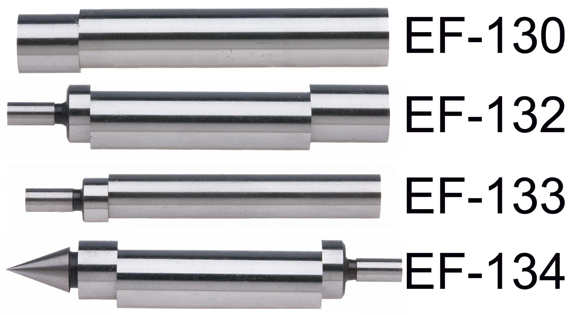 VME EF-ST 4 Piece Edge Finder Set