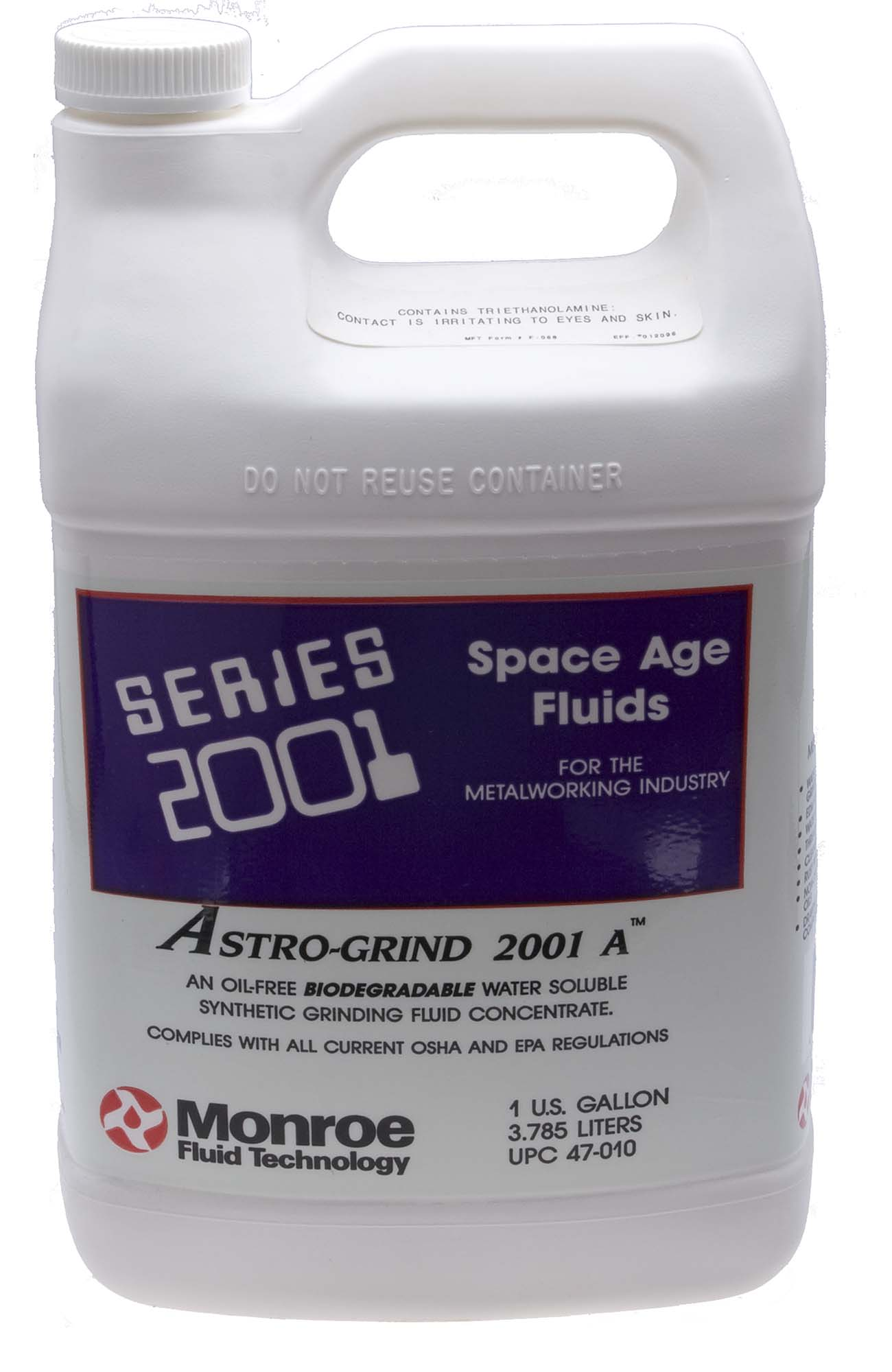 Astro Grind A Grind Fluid 1 Gallon CALL FOR OTHER AVAILABLE BRANDS