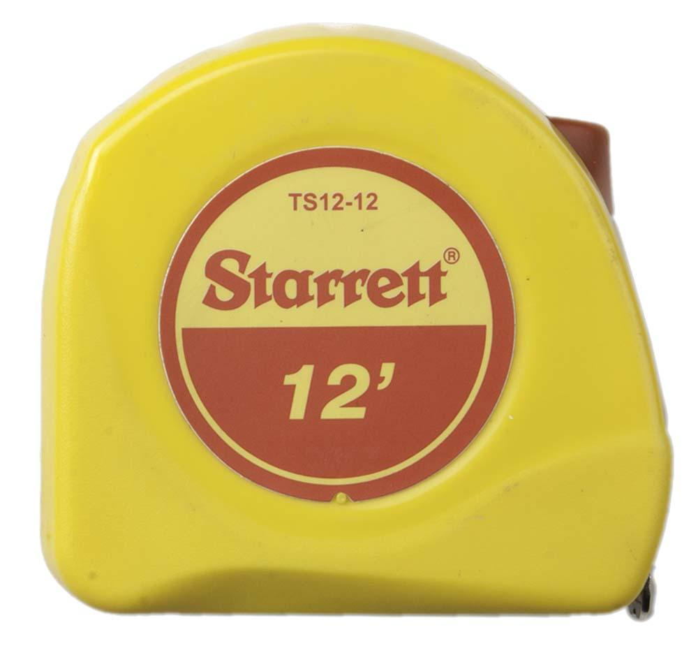 """1""""x 25 feet Starrett Tape Measure KTS1-25-N"""