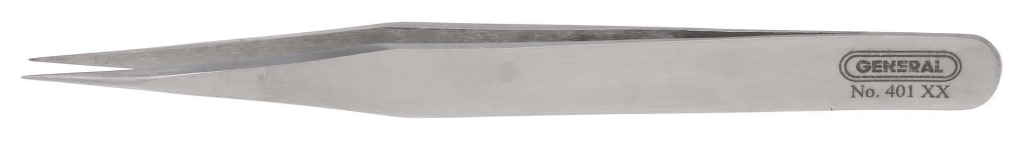 General 401XX Strong Sharp Industrial Tweezers