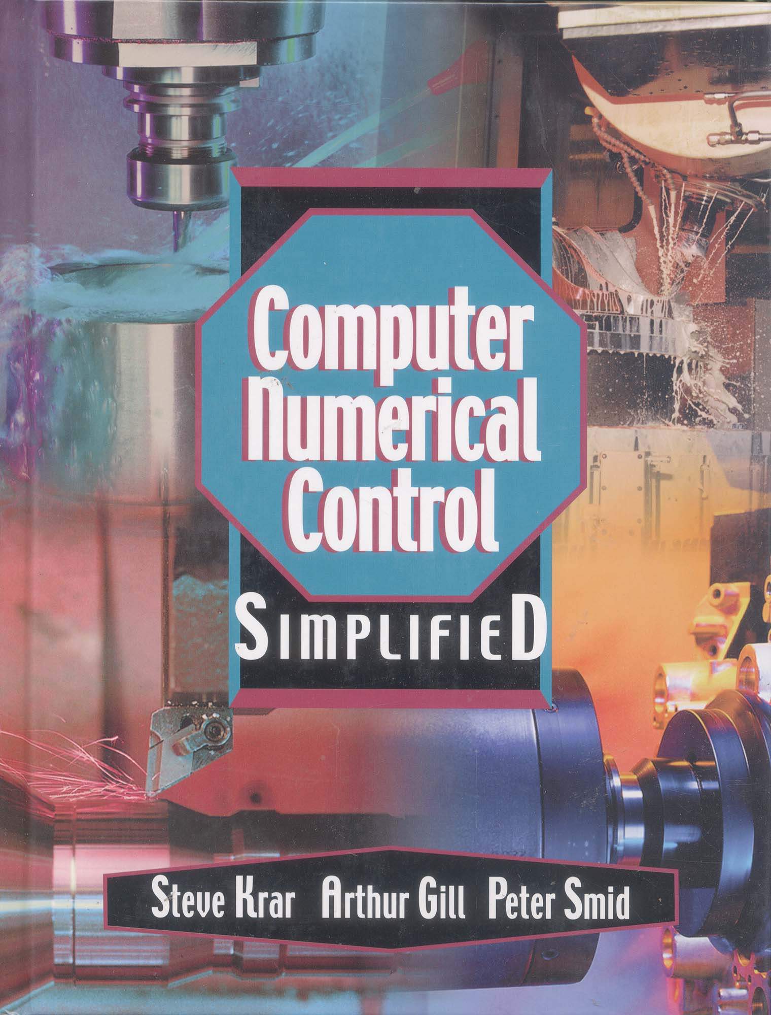 Book-CNC Simplified (book with CD-ROM)