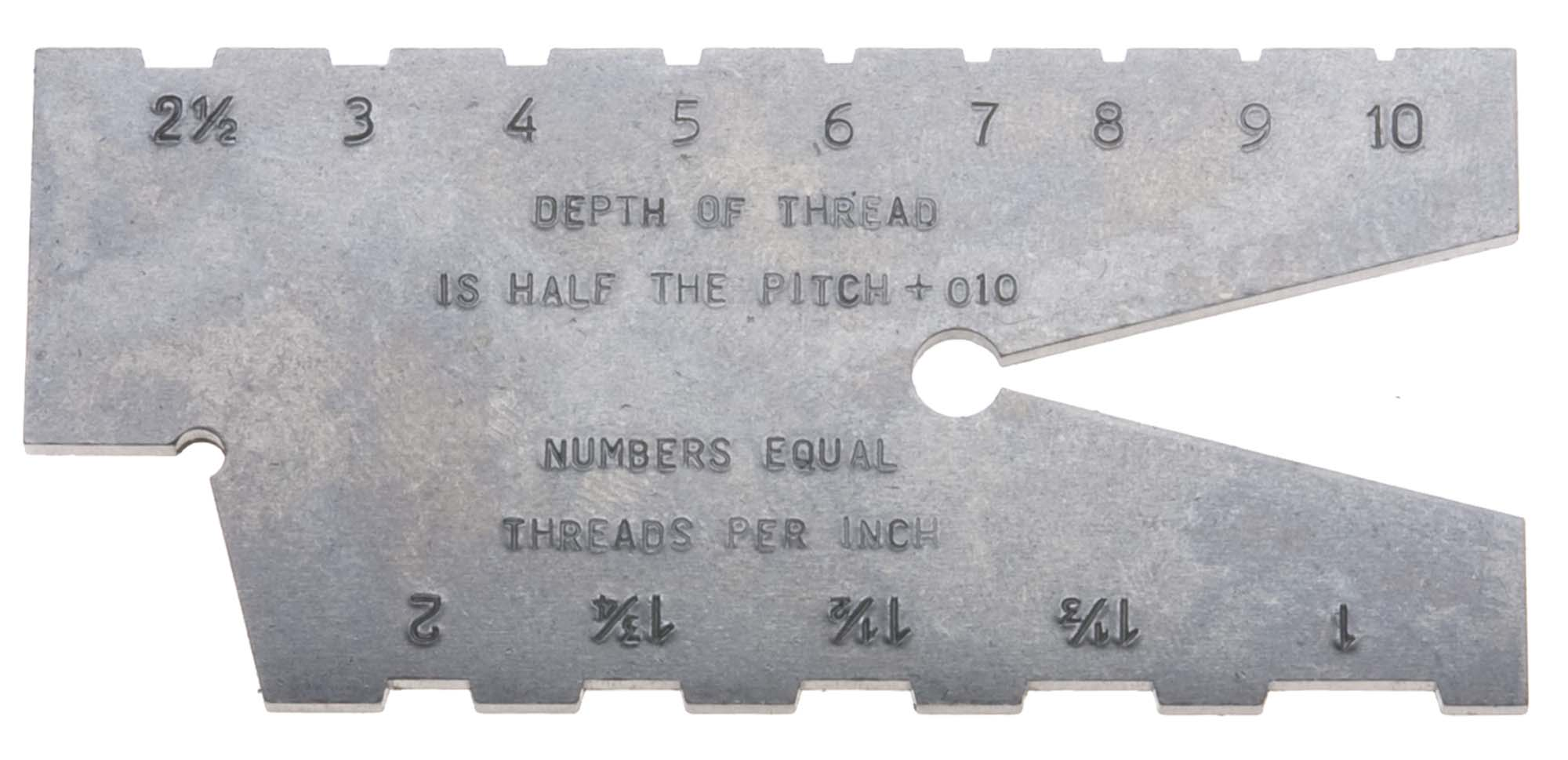 GA-5640  Acme Thread Grinding Gage