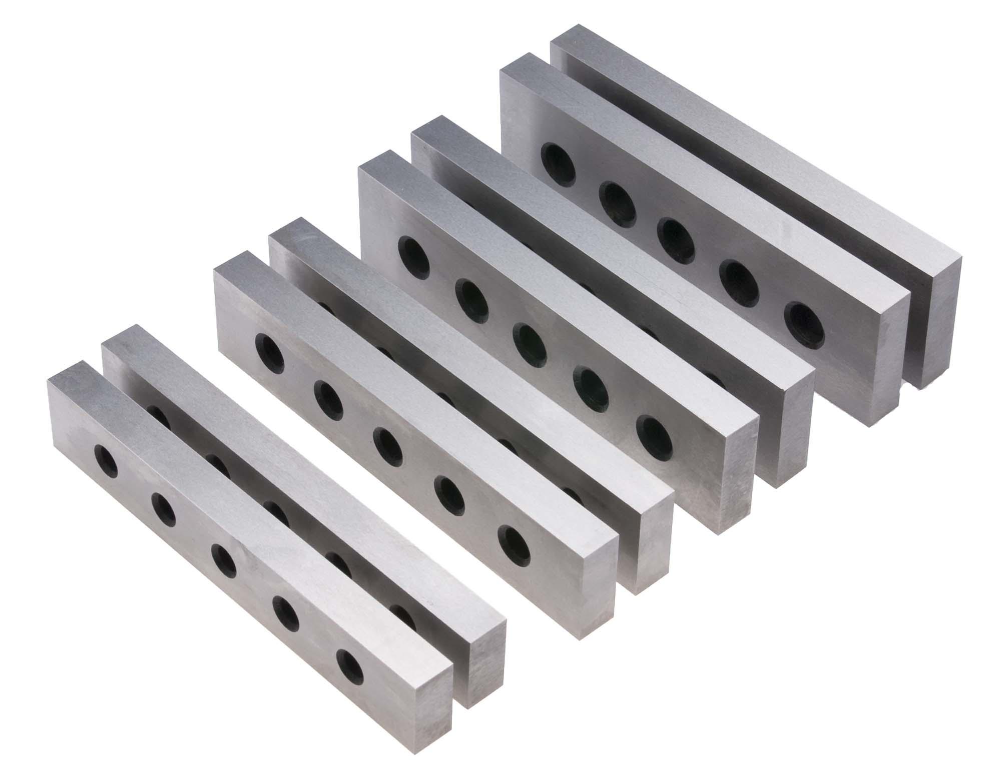 "1/2"" Steel Parallel Set- 4 Pair"