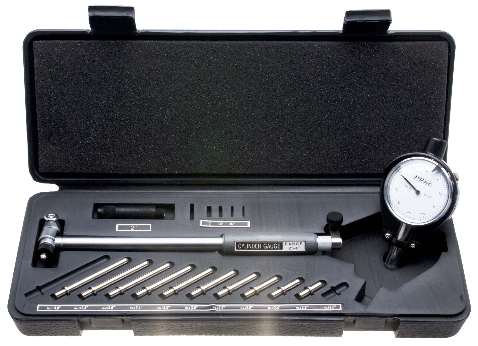 """Fowler 52-646-600 4-12"""" Dial Bore Gage"""