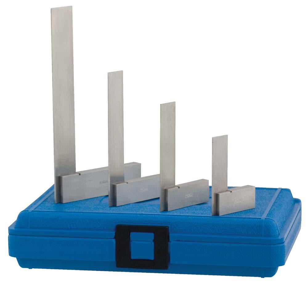 Fowler Precision Square Set, 4-12 inch