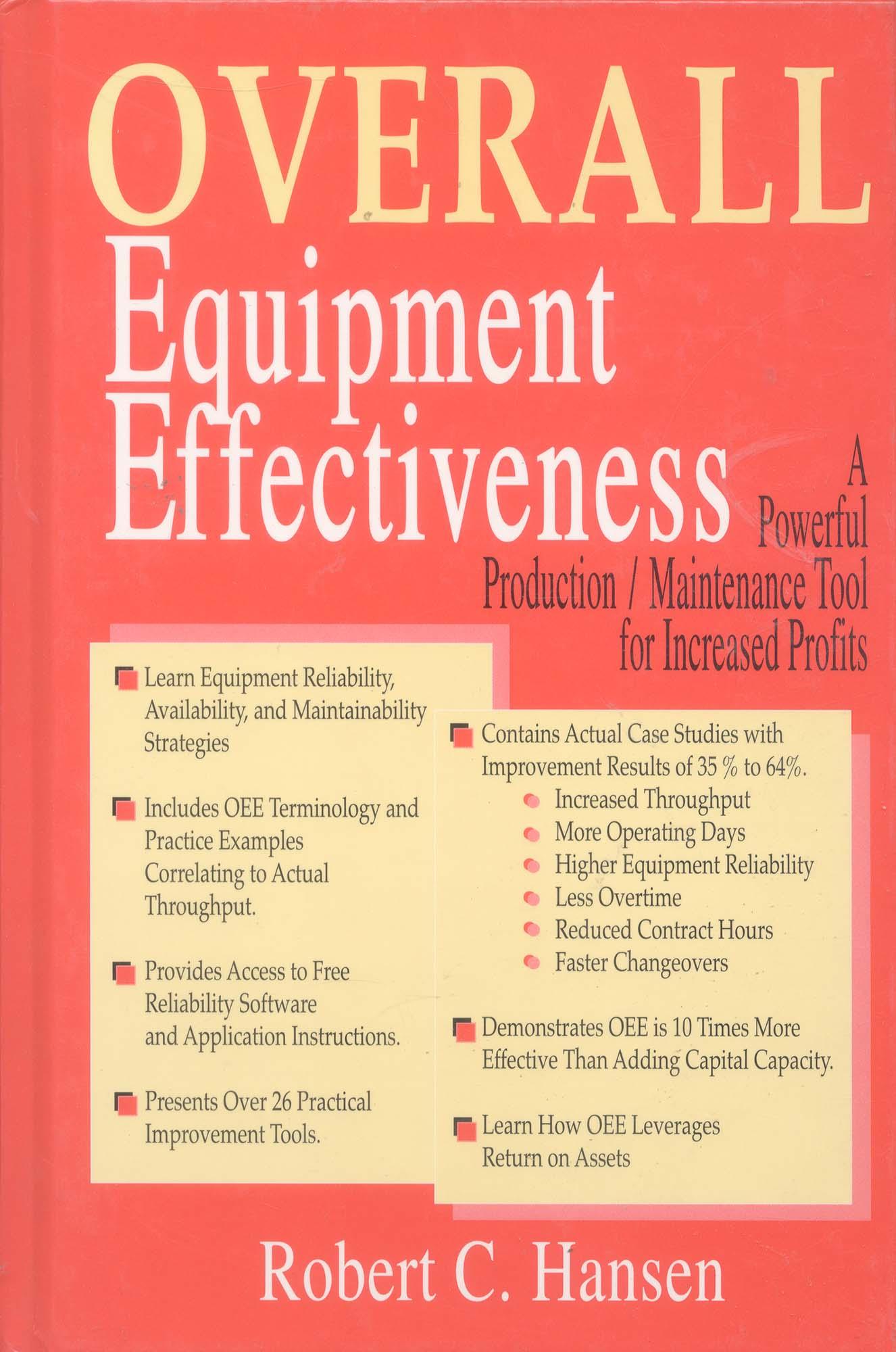 Book-Overall Equipment Effectiveness