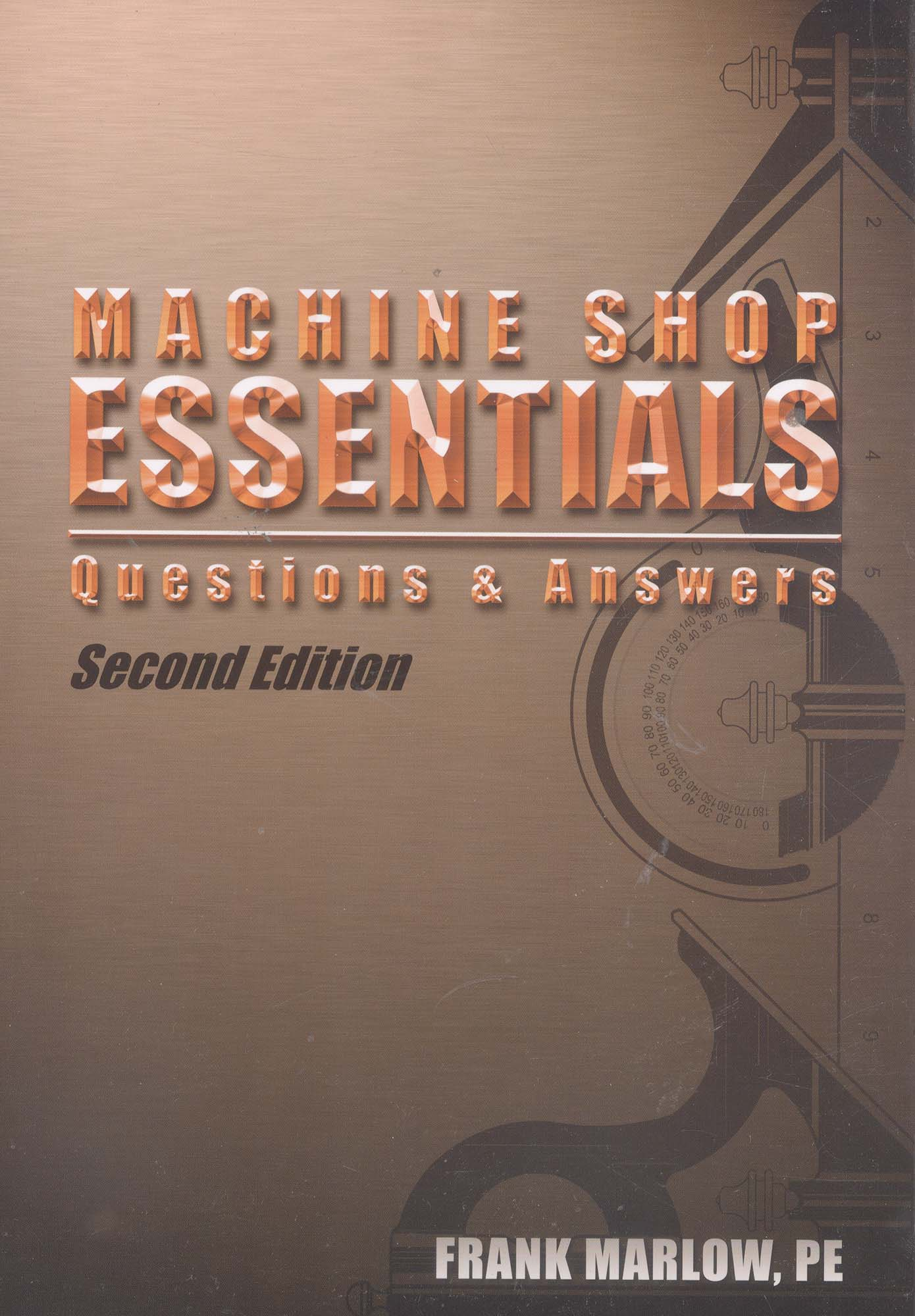 Book-Machine Shop Essentials - Frank Marlow