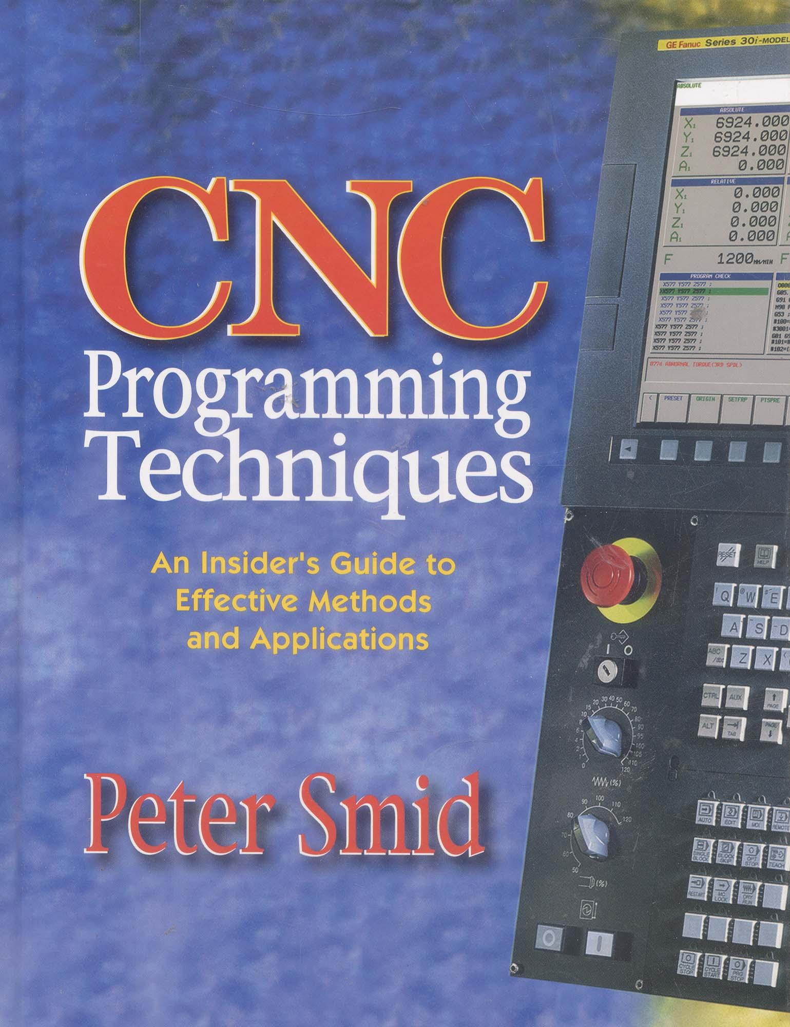 Book-CNC Programming Techniques
