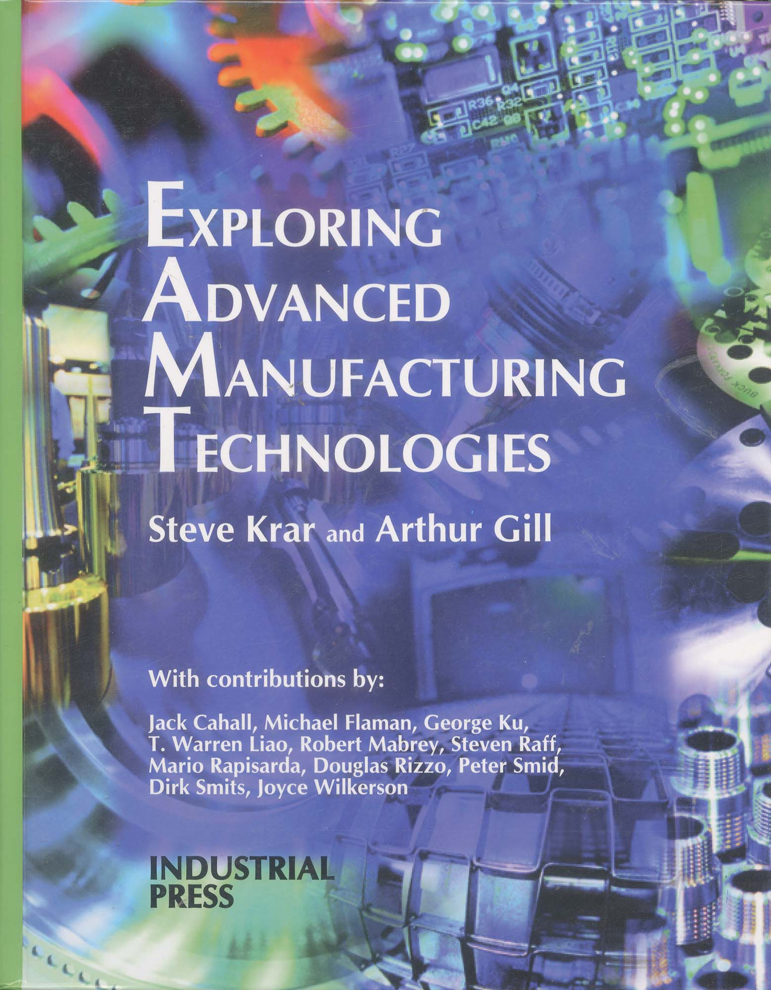 Book-Exploring Advanced Manufacturing Technologies