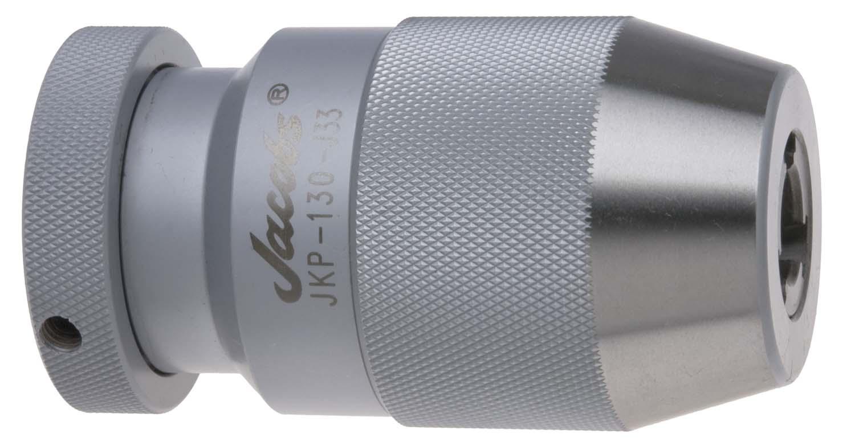 "Jacobs JKP130-J33 Precision Keyless Chuck, 33JT, cap 1/2"""