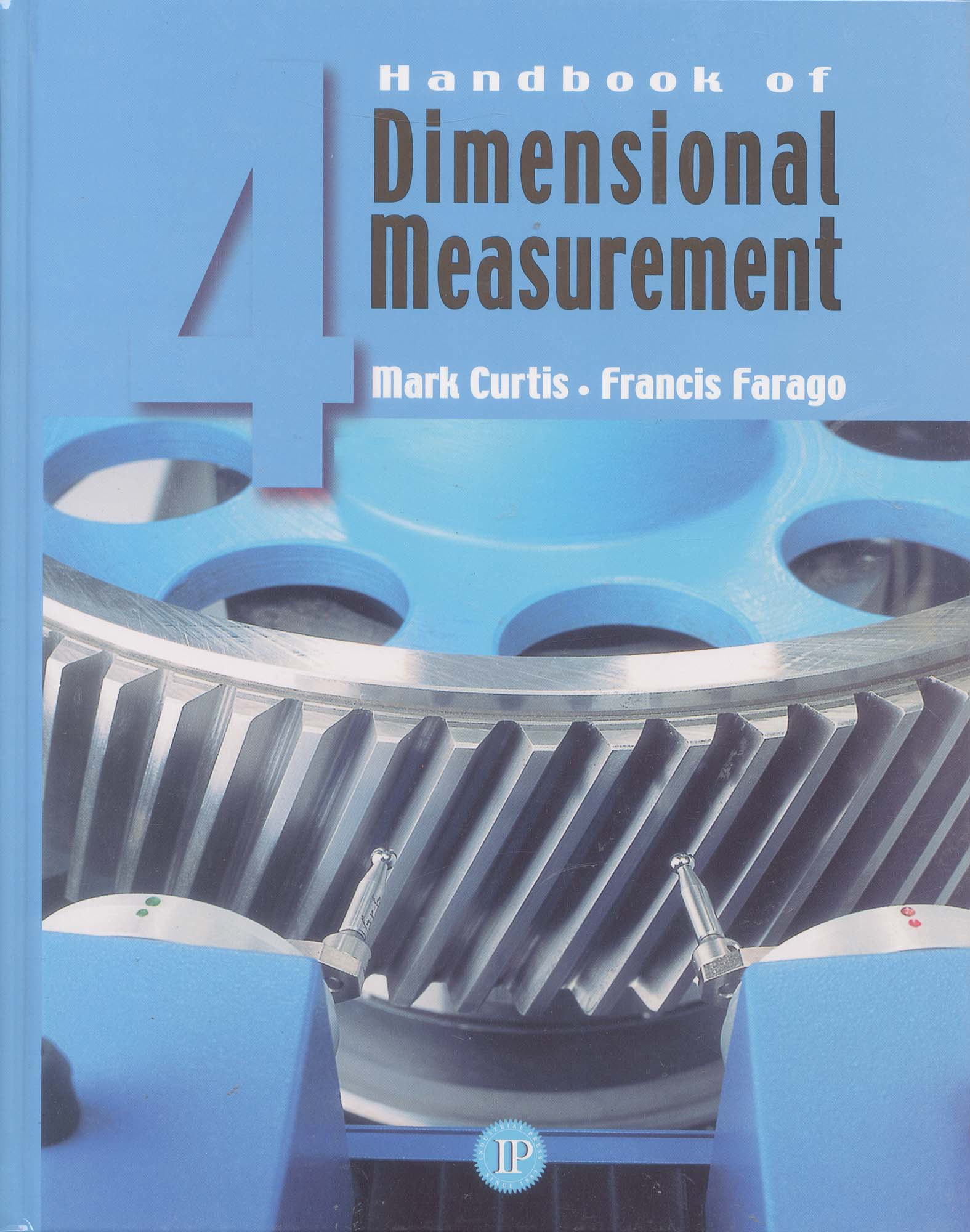 Book-Handbook of Dimensional Measurement, 4th Ed
