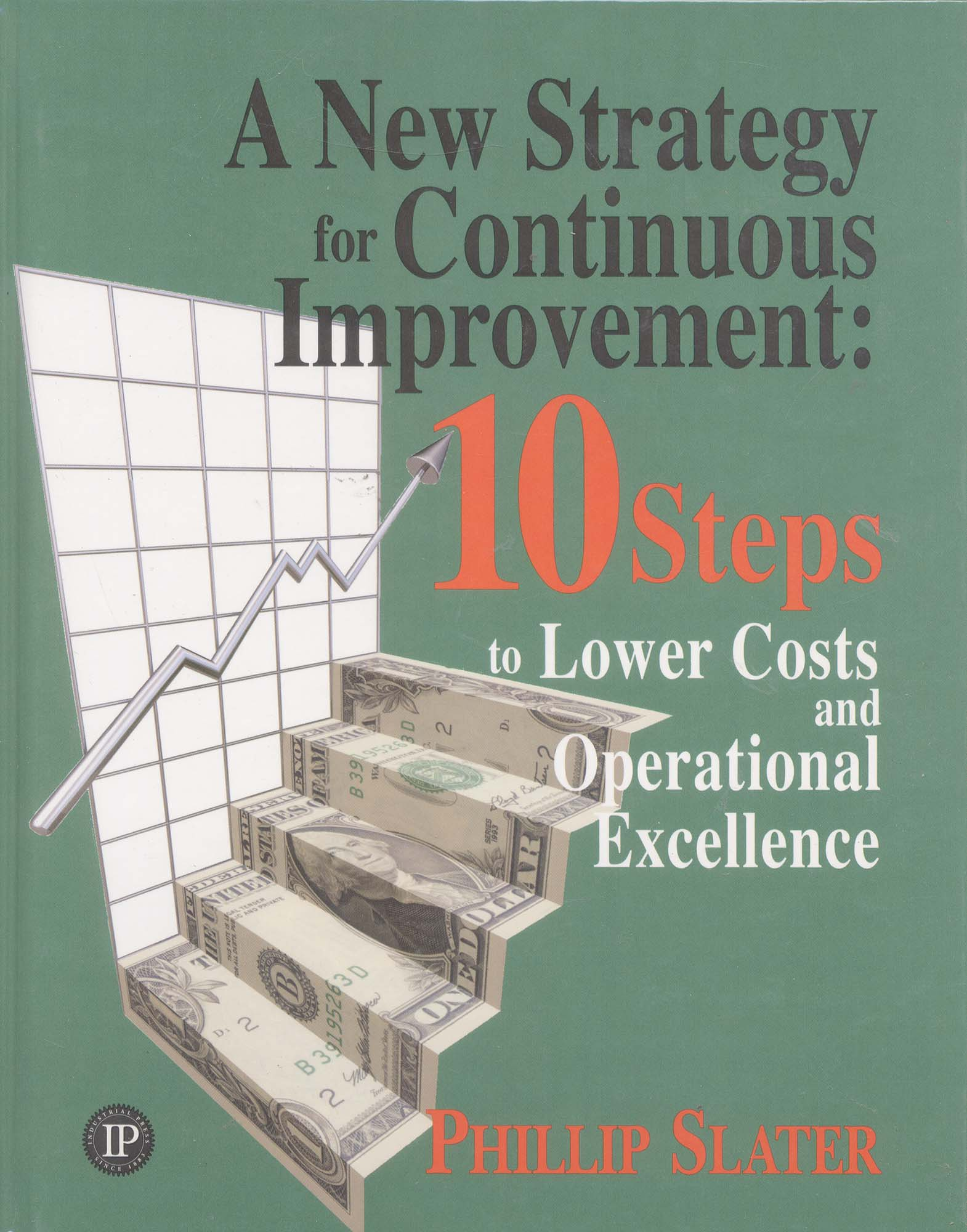 Book-New Strategy For Continuous Improvement