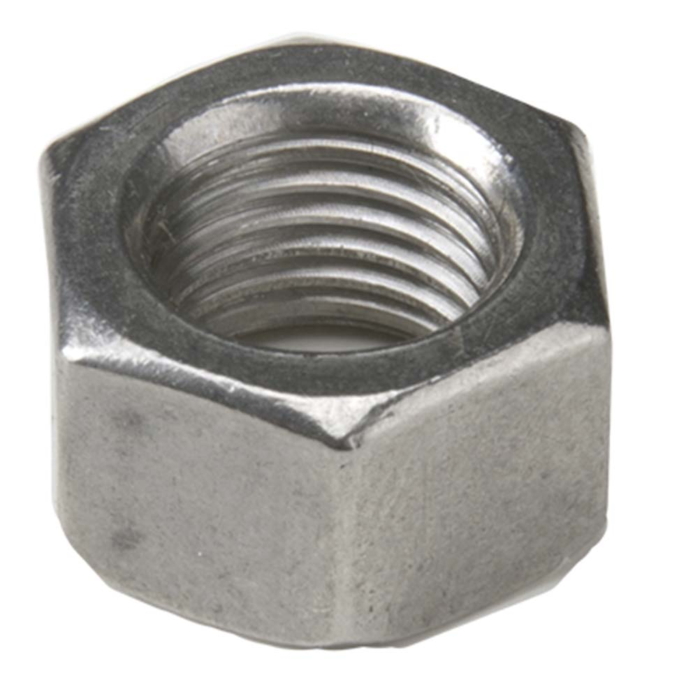 1/2-13 Stainless Steel Hex Nuts- Box of 100