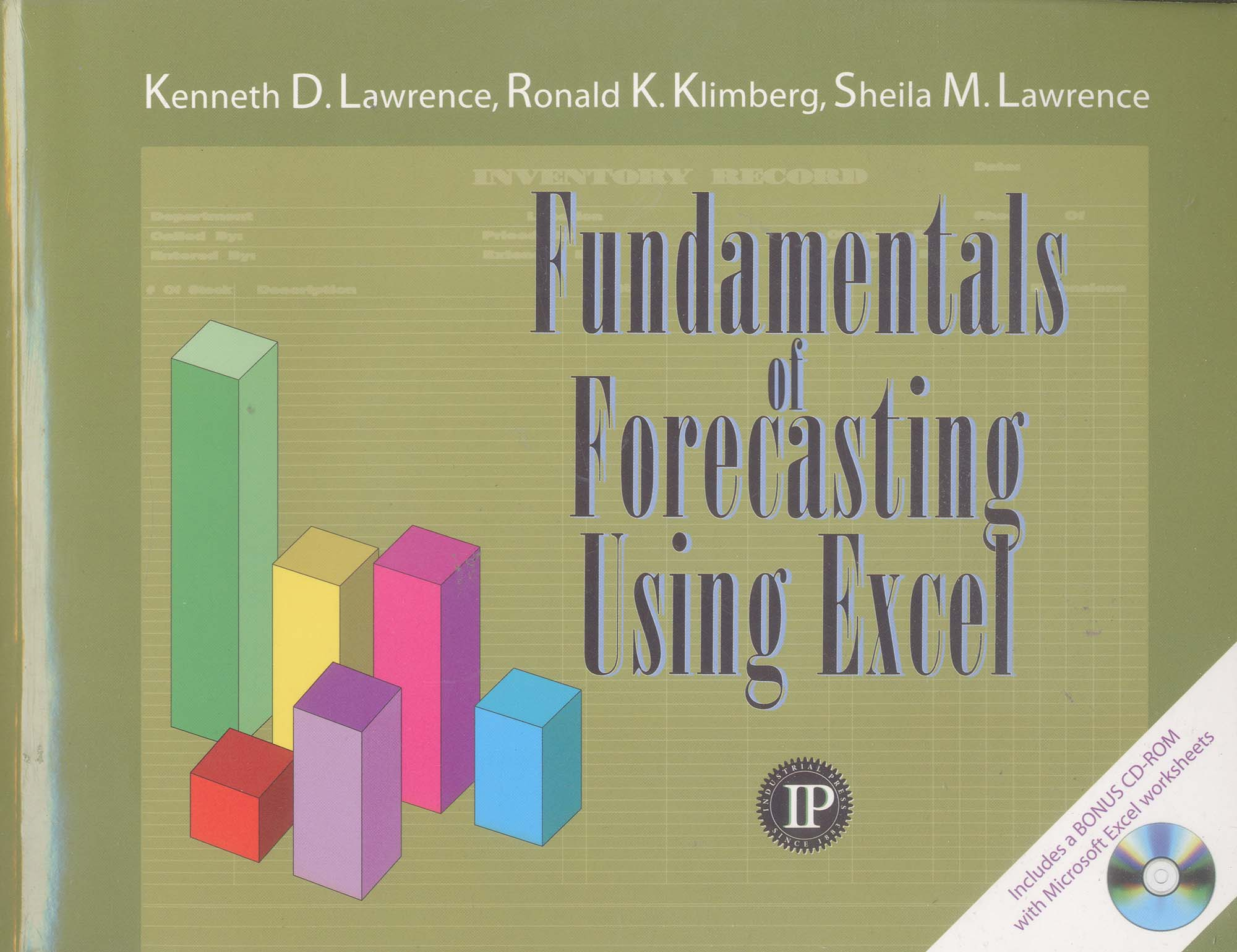 Book-Fundamentals of Forecasting using Excel