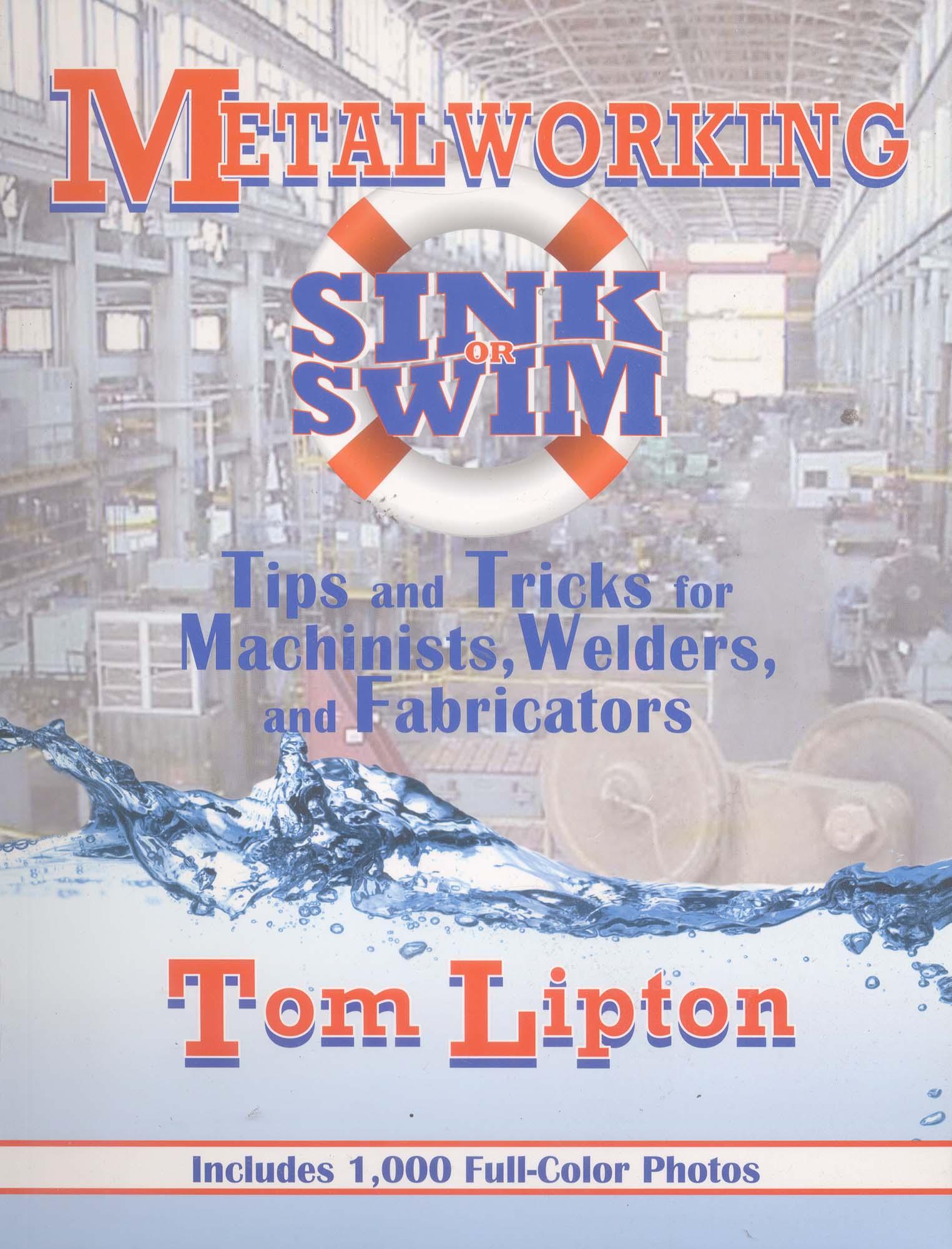 Book-Metalworking Sink or Swim