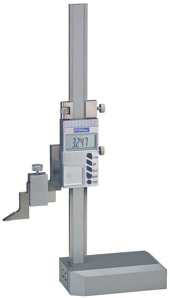 "Fowler 54-175-006 Z-Height 0-6"" Electronic Height Gage"