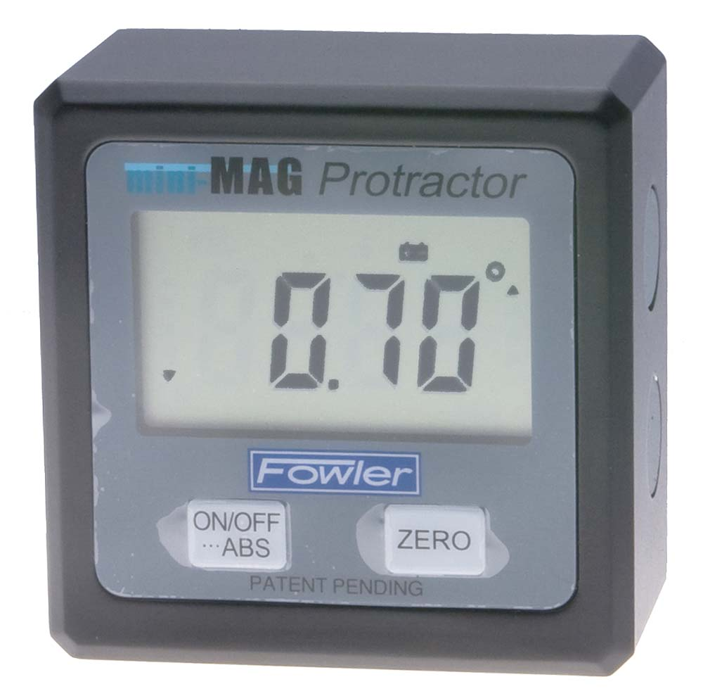 Fowler 54-422-450 Mini Mag Protractor