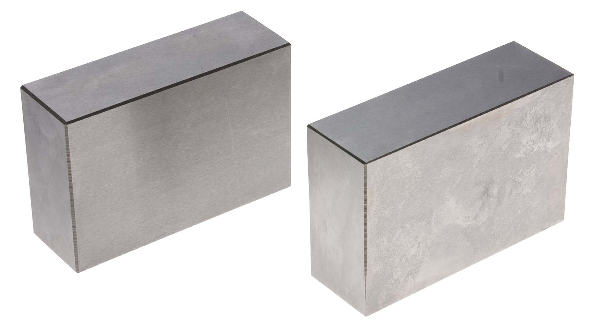"""BL-123NH  Pair of 1"""" x 2"""" x 3"""" Blocks without holes"""
