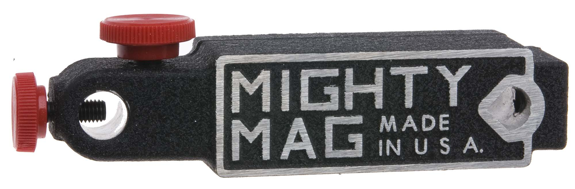 "Mighty Mag Magnetic Base with VME VDI-2  0-1"" Dial Indicator"