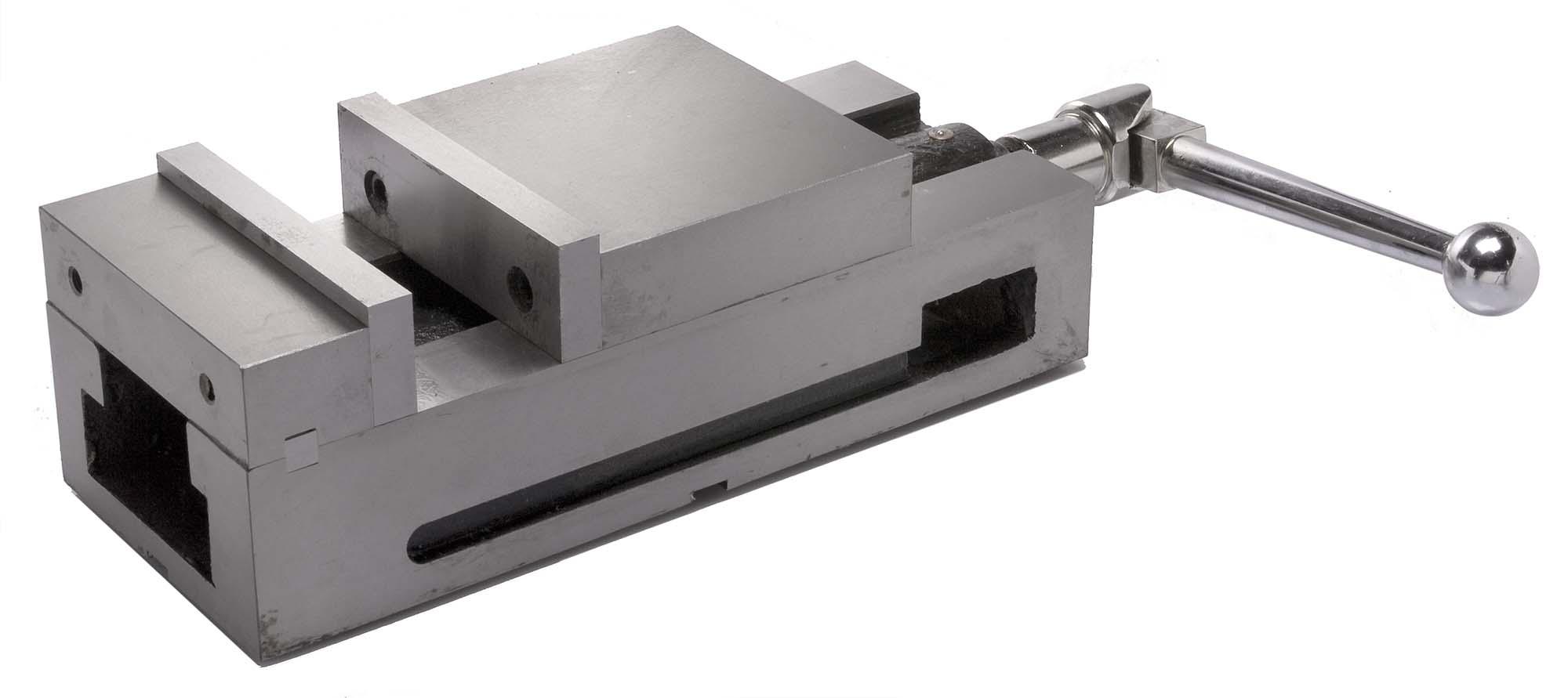 """VS-MX6  6"""" Maxi-Lock CNC Mill Vise"""