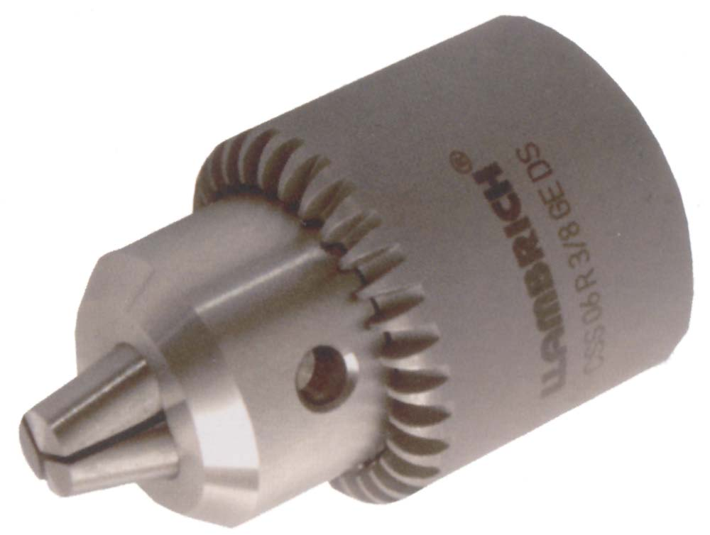 "Llambrich L40696B .012-.250"" Stainless Steel Drill Chuck - 1JT"