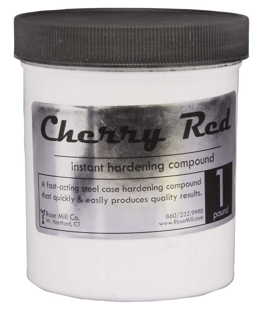 5 Lbs. Cherry Red Hardening Compound