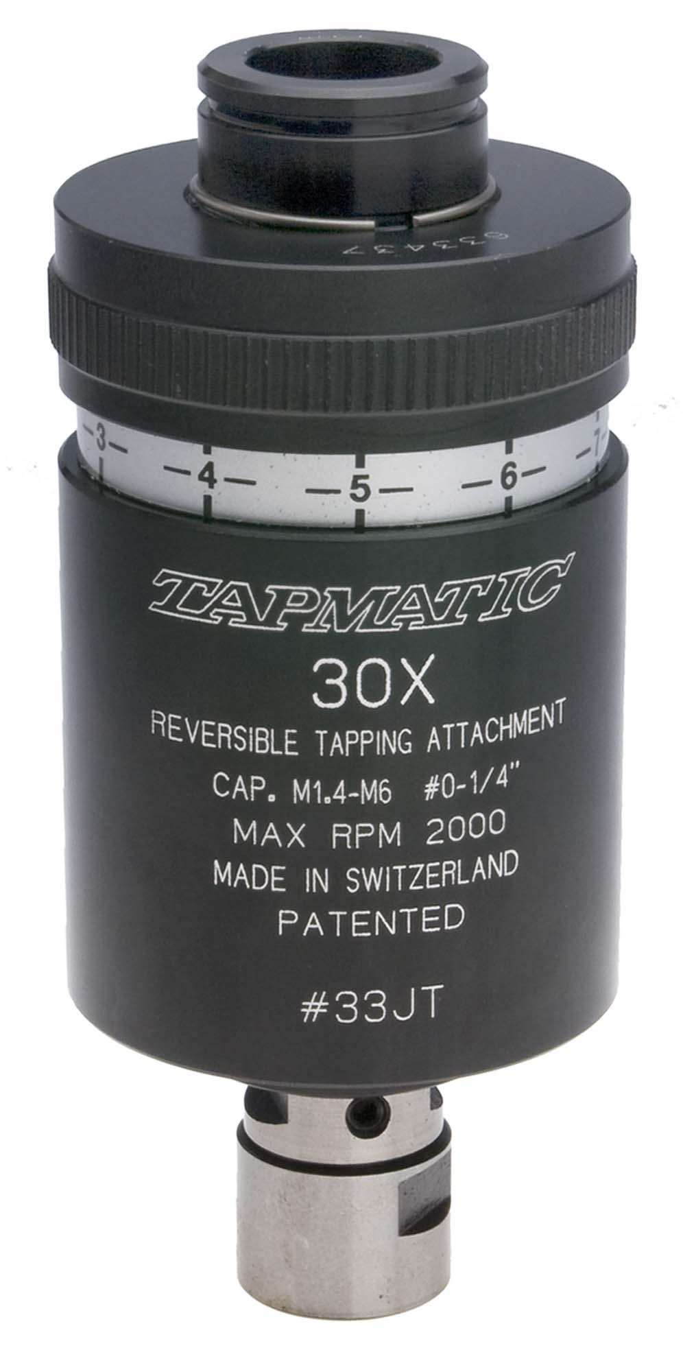 """#0-1/4"""" Tapmatic Tapping Head"""