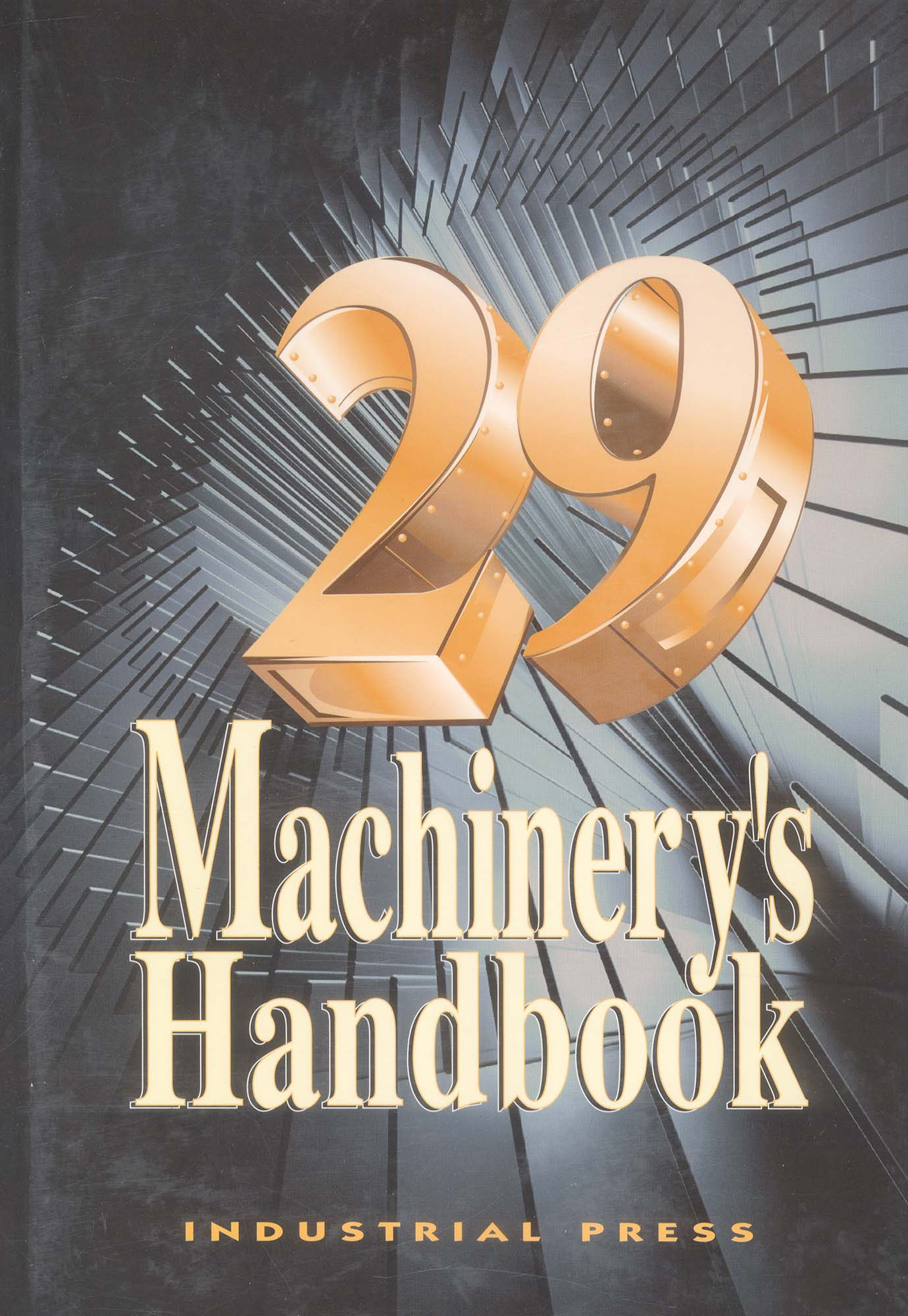 Book-Machinerys Handbook, Toolbox 30th Edition