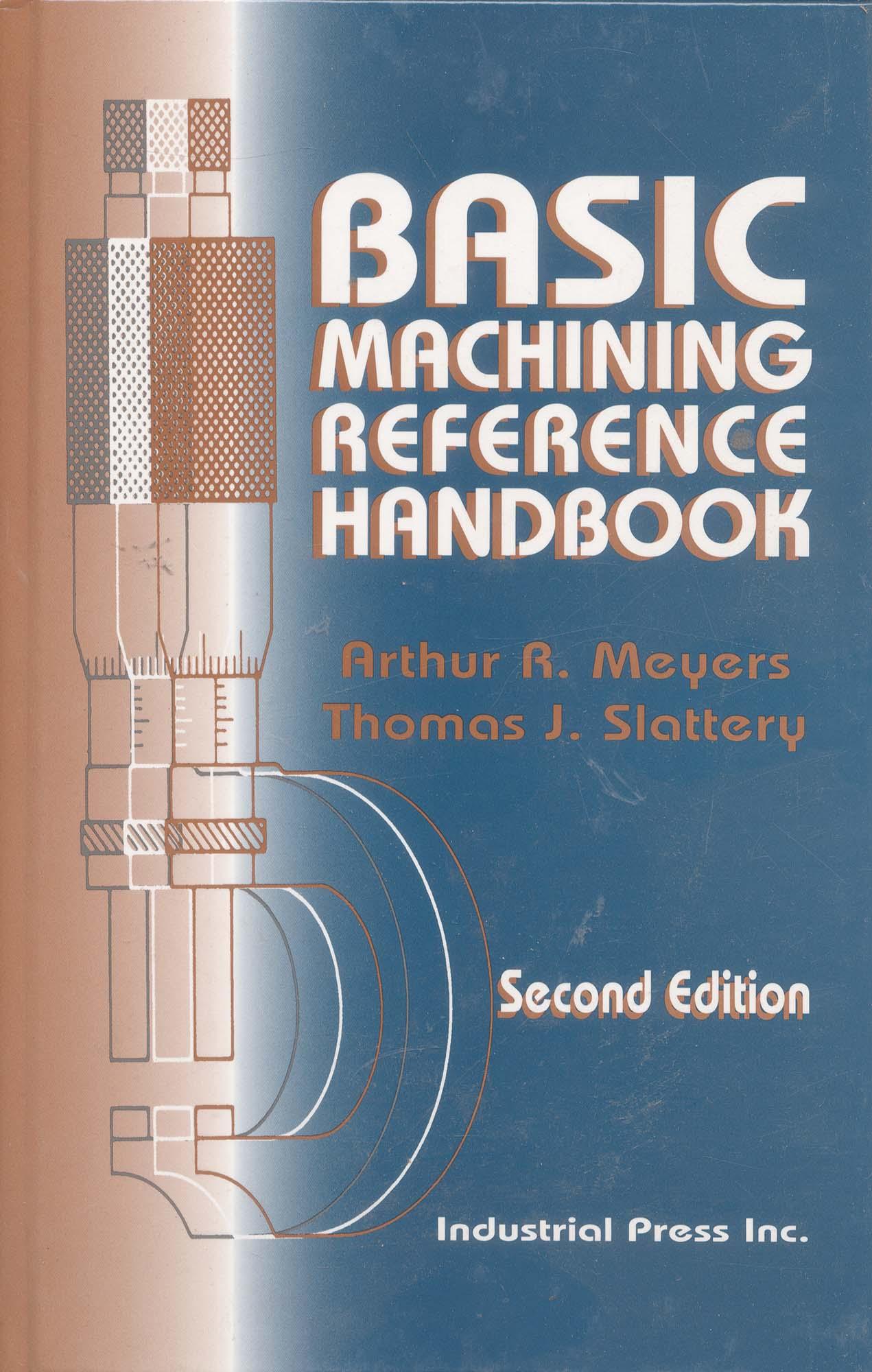 Book-Basic Machining Reference Handbook, 2nd Ed.