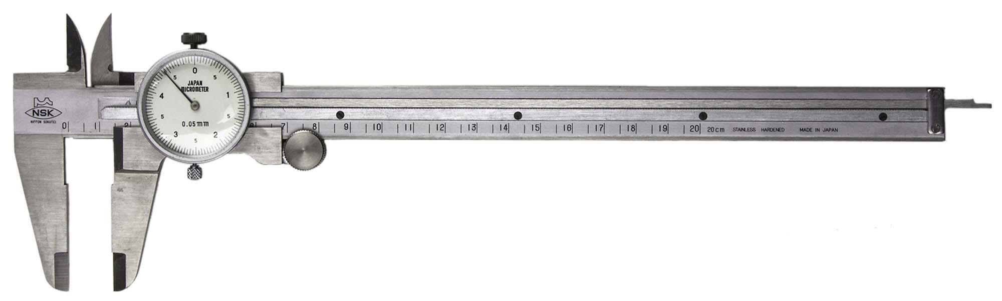 200mm NSK Dial Caliper