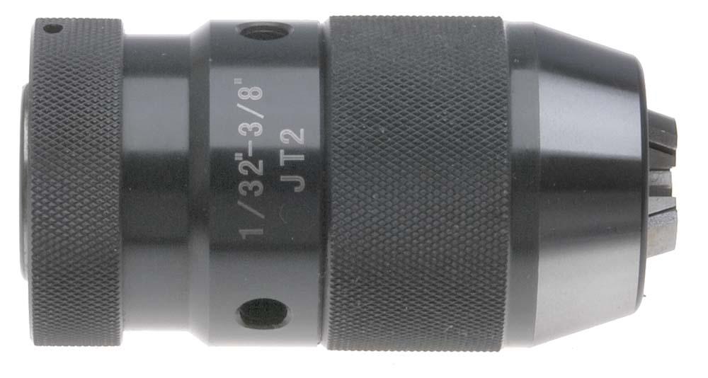 "DCK-782  0-3/8"" Keyless Drill Chuck, 2 Jacobs Taper mount"