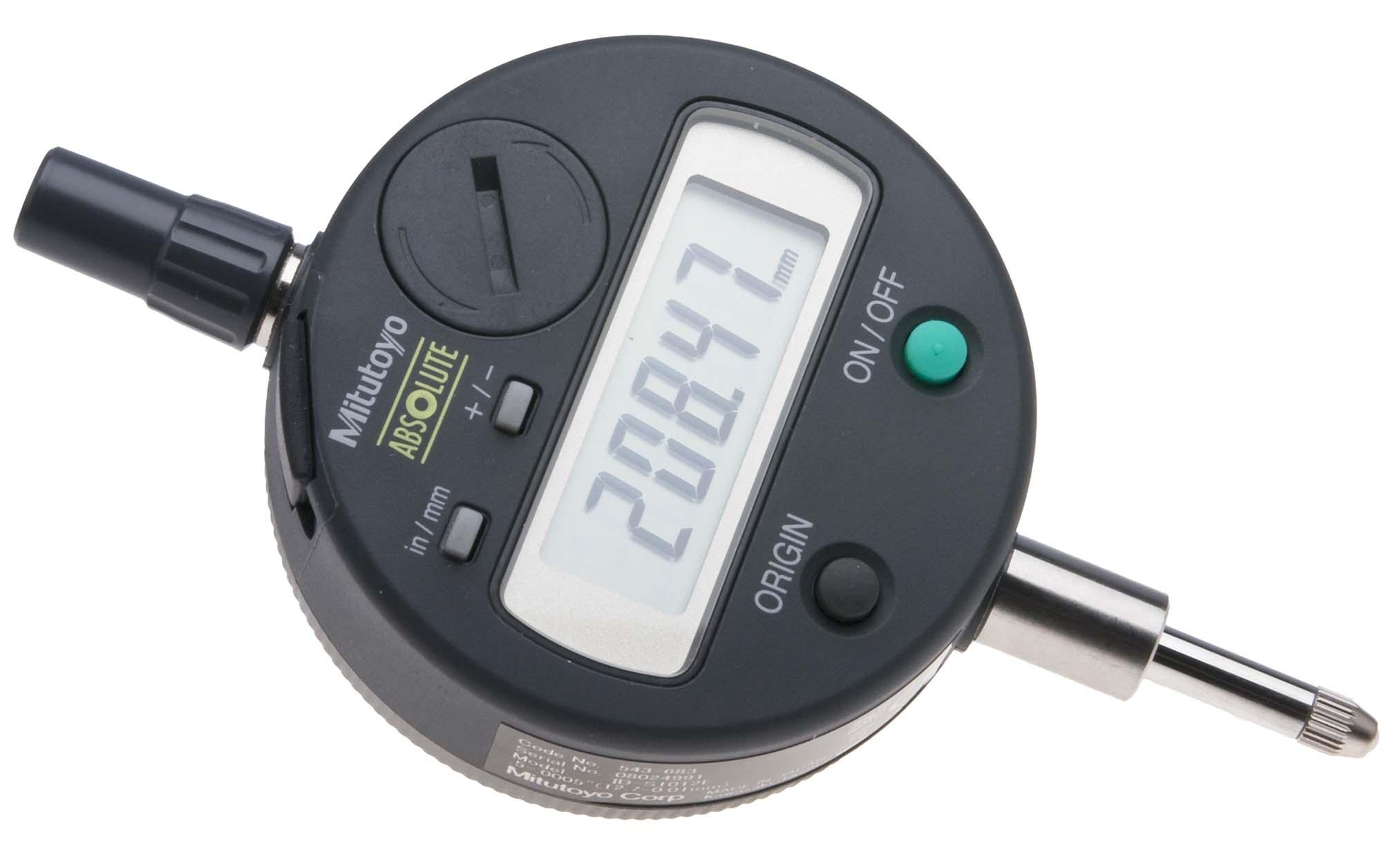 Mitutoyo 543-683 Digimatic Indicator
