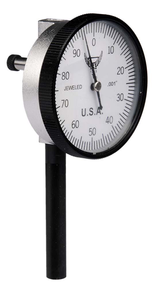 PEC Back-Plunger Dial Indicator