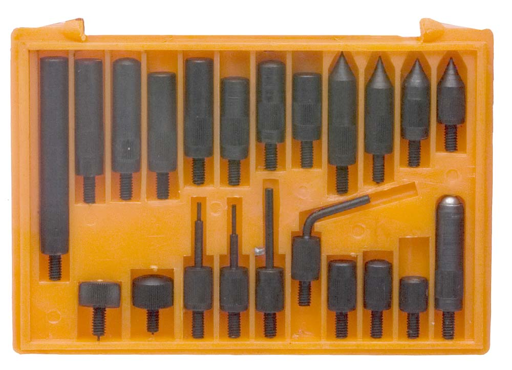 SP-1 Select-A-Point Dial Indicator Point Kit, 4-48 threads