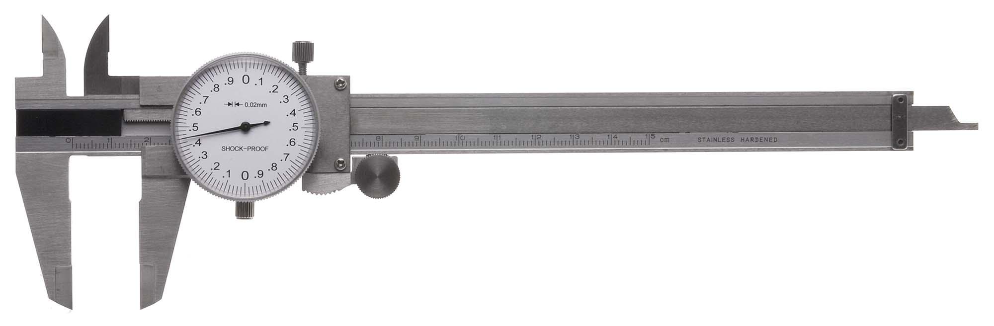 DCH-150MM  150mm Metric Dial Caliper
