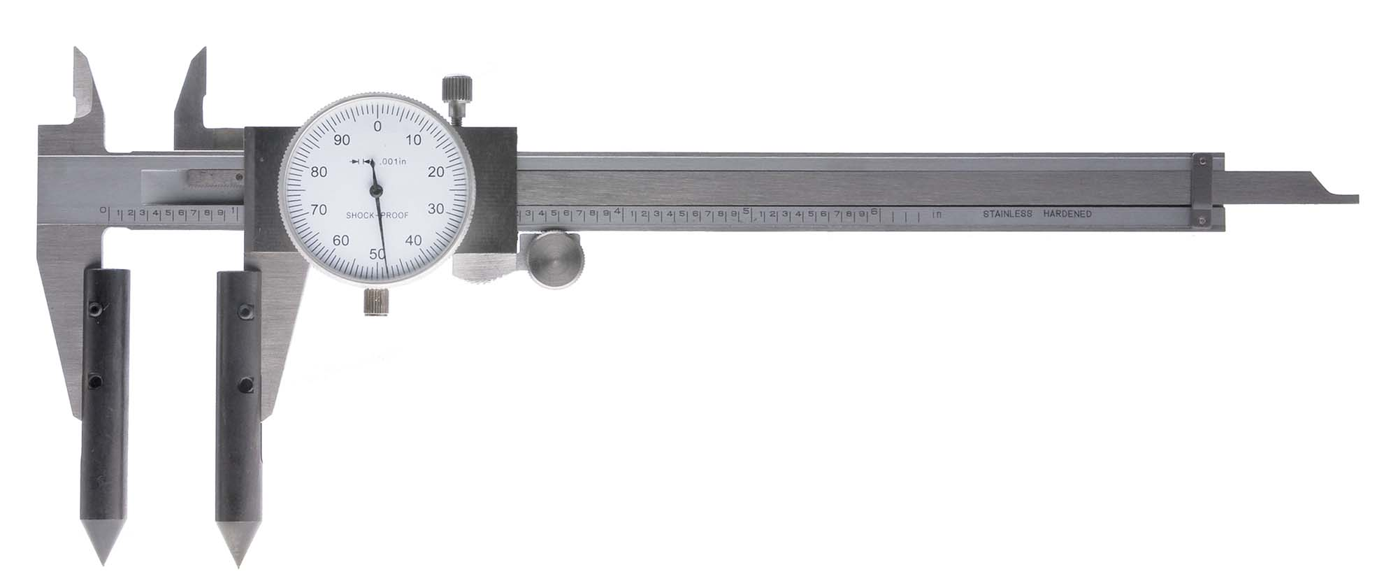 Accurate Mfg Z9009 Centerline Gage for 4-8 inch Calipers