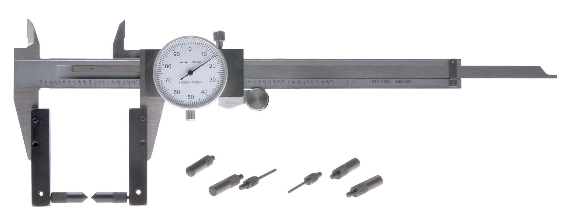 Accurate Mfg Z9020 Caliper Accessory Kit