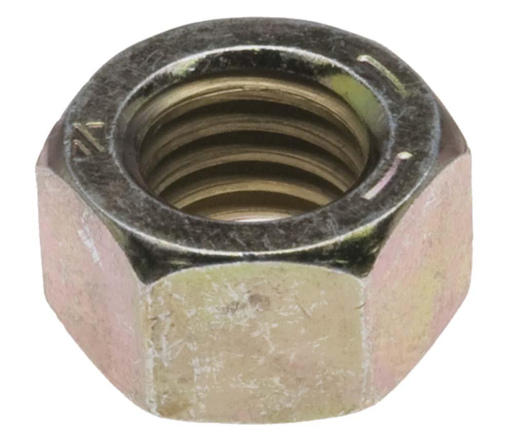 #10-24 Steel Hex Nuts- Box of 100