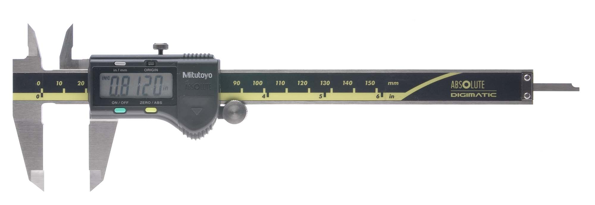 "6"" Mitutoyo 500-171 Electronic Caliper/output"