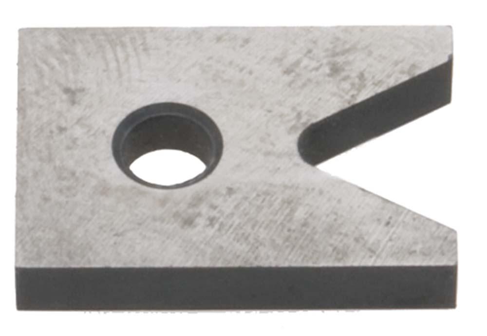 Vargus D82 Carbide Deburr Blade for Sheet Metal to 5/16
