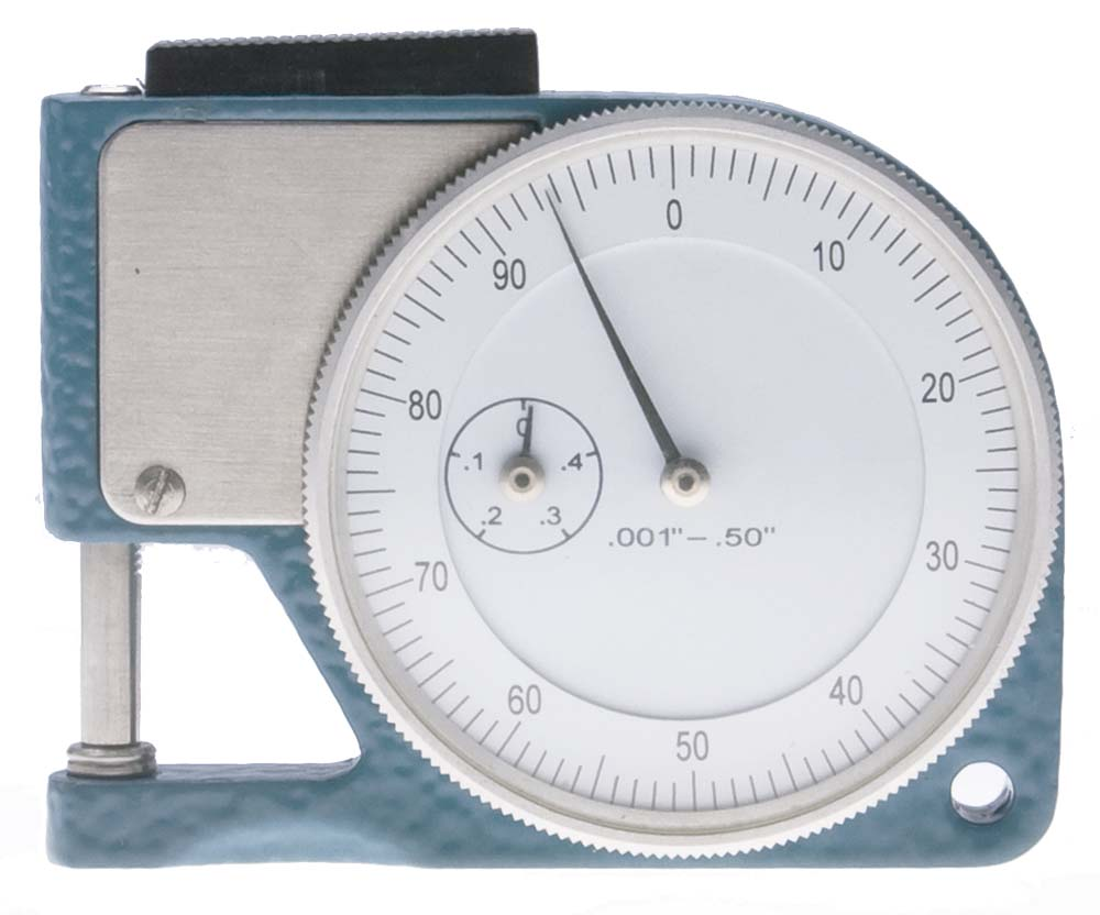 "TG-51 .500""  Pocket Thickness Gage, reads .001"""