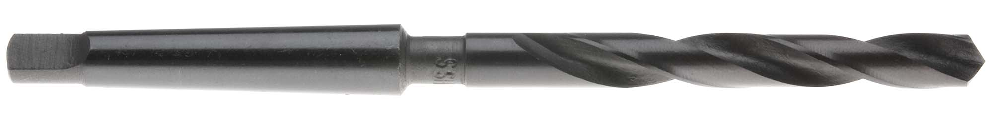 9 mm Taper Shank Drill, High Speed Steel
