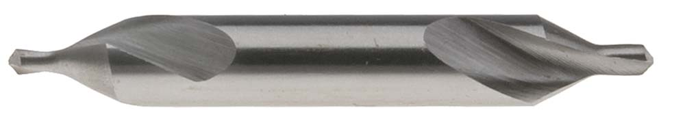 CD-4  #4 High Speed Steel Combined Drill and Countersink