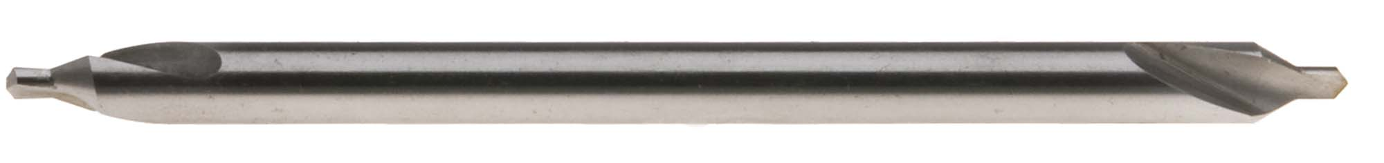 "CDL-7-6  #7 x 6"" Long Combined Drill and Countersink, High Speed Steel"