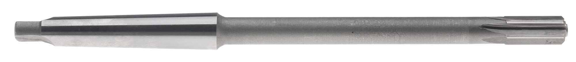 "2-1/8"" Expanding Machine Reamer, Taper Shank, High Speed Steel"