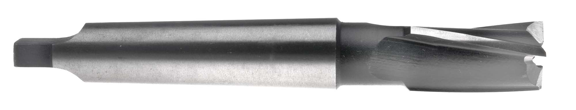 "2-1/8"" Taper Shank Counterbore, Interchangeable Pilot Type, High Speed Steel"