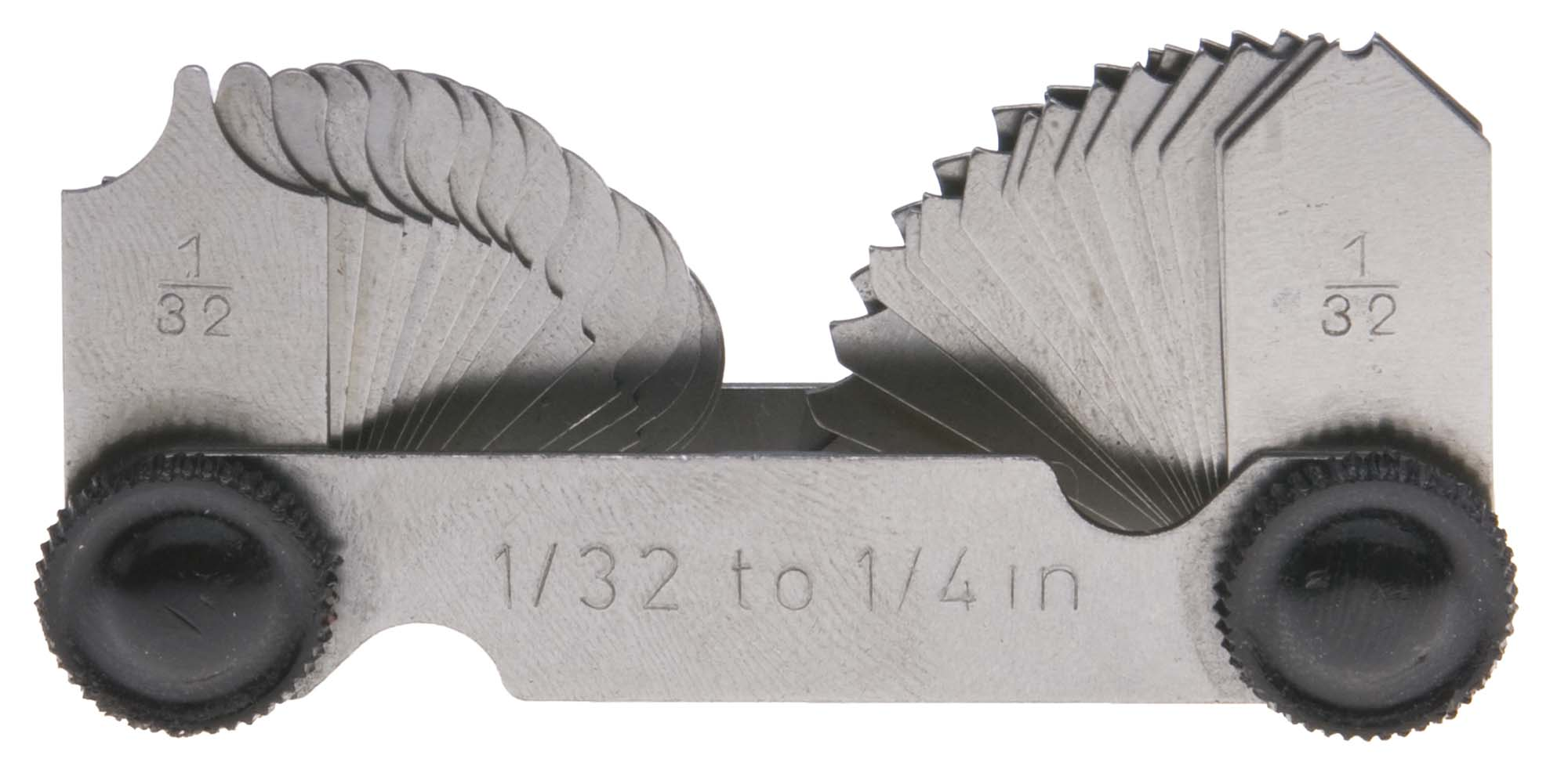 "17/64 - 1/2"" Radius Gage (pocket knife style)"