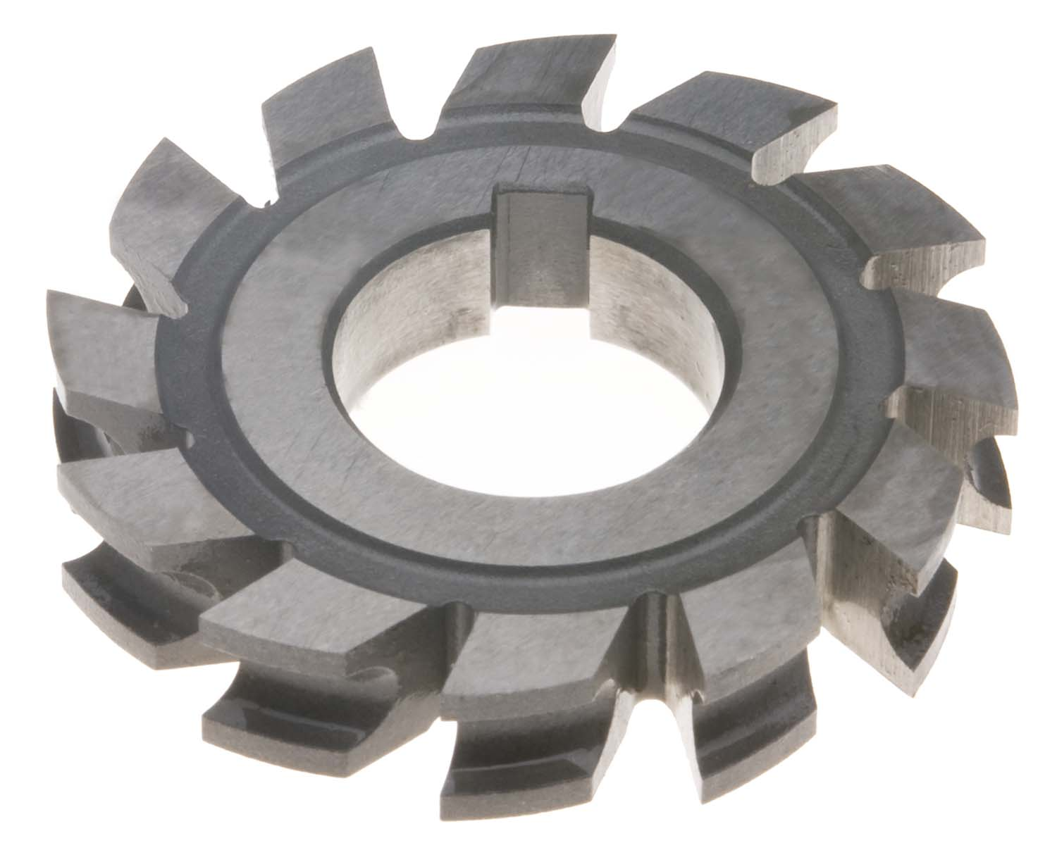 "7/32"" Circle Diameter x 1"" ID Concave Milling Cutter, High Speed Steel"